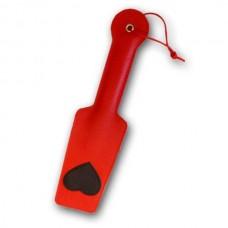 Хлопалка Sitabella красная с сердцем (3131-2) (3131-2)