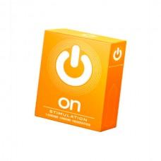 Презервативы ON Stimulation №3 - с точками (ширина 54mm)