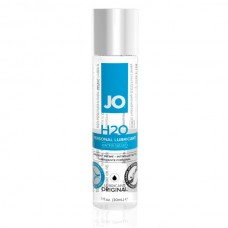 Любрикант персональный на водной основе JO H2O 30 мл.