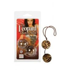 Вагинальные шарики The Leopard Duotone Balls леопардовые (SE-1312-00-2)