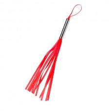 Плеть Sittabella резиновая с лентами, красная 30 см (6020-2) (6020-2)