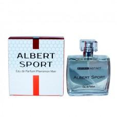 Парфюмерная вода Natural Instinct муж Albert Sport