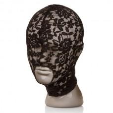 Закрытая маска на лицо Scandal® Lace Hood