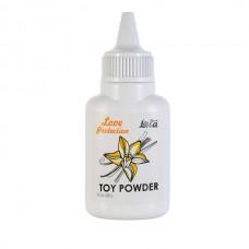 Пудра для игрушек ароматизированная Love Protection Ваниль 15гр