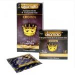 Презервативы Окамото Crown №12 Ультратонкие и ультрамягкие