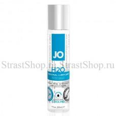 Охлаждающий любрикант на водной основе JO H2O Cool 30ml