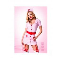 Костюм Похотливая медсестра (розовый) (L/XL) (02211L/XL)