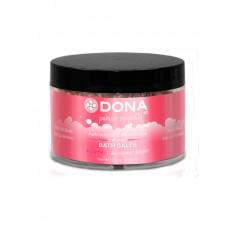 Соль для ванны меняющая цвет воды DONA Berry 215 г (JO40576)