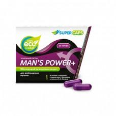 Средство возбуждающее для мужчин Man's Power plus, 1 капсула