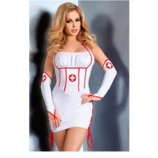 Костюм медсестры Raisa (LivCo Corsetti Fashion) (SM) (RAISAS/M)