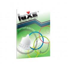 Презервативы Luxe конверт Парный бобслей