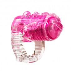 Насадка на язык Rings Teaser pink