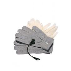 Перчатки для электростимуляции Magic Gloves серые