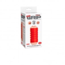 Мастурбатор ротик -анус Pipedream Extreme Toyz Tight Grip Mouth & Ass Masturbator