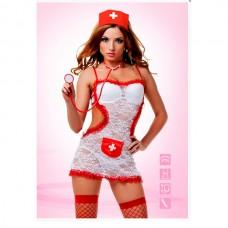 Костюм Соблазнительной медсестры (S/M)