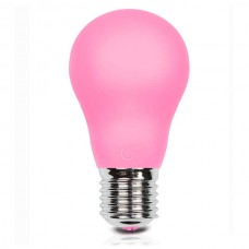 Мини-вибратор для клитора «Gbulb»  розовый (FT10370)