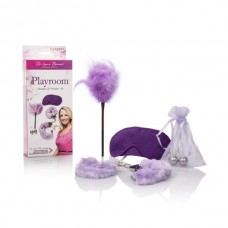 Набор BERMAN SHDS OF PRPL PLYRM KIT фиолетовый