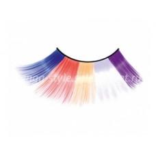 Ресницы разноцветные 529