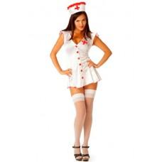 Костюм сексапильной медсестры Le Frivole (ML)