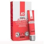 Крем клиторальный JO Warm & Buzzy Clitoral Cream 10mL