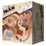 Презервативы Luxe с ароматом Шоколадный рай (Шоколад)