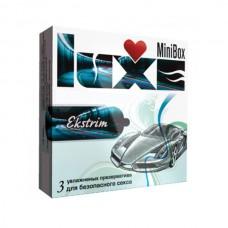 Презервативы Luxe Mini Box Экстрим