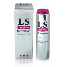Спрей возбуждающий для женщин Lovespray Active (18гр)