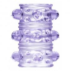 Насадка на пенис Rings Armour purple (0115-12Lola)