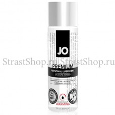 Возбуждающий любрикант на силиконовой основе JO Personal Premium Lubricant  W 30ml