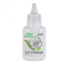 Пудра для игрушек ароматизированная Love Protection Жасмин 15гр