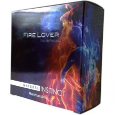 Парфюмерная вода Natural Instinct муж Fire Lover 100 мл