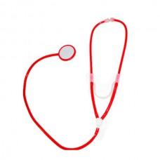 Стетоскоп красный (One size)