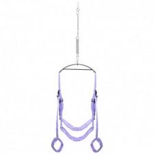 Секс -качели Fantasy Swing фиолетовые