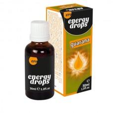 Капли возбуждающие для мужчин и женщин Energy Drops Guarana (m+w) 30 мл.