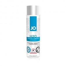 Любрикант на водной основе с разогревающим эффектом JO 120 мл