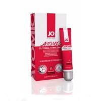 Гель для клитора на силиконовой основе с согревающим эффектом JO Atomic (10мл)