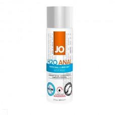 Смазка для анального секса с обезболивающим эффектом на водной основе  осн. JO (60 мл)