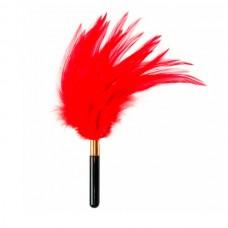 Тиклер Burlesque Plume Red