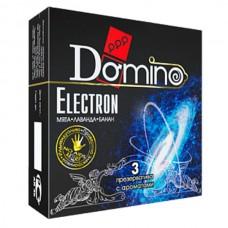 Презервативы DOMINO PREMIUM  Electron