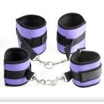 Набор для бондажа фиолетовый PURPLE PLEASURE BONDAGE SET
