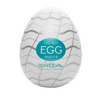 Стимулятор Tenga № 13 яйцо Wavy II